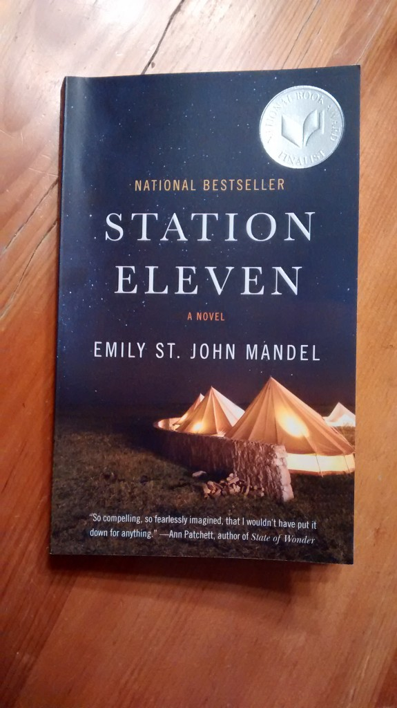 You'll recognize some of the places in Station Eleven